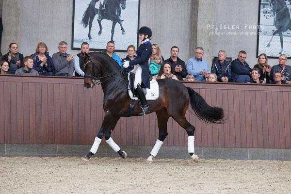 76. Blue Hors Farell - Reiterin Nana Merrald