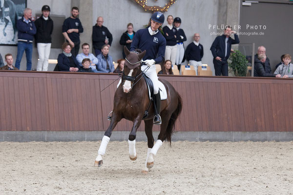 99. Blue Hors Don Olymbrio - Reiter Daniel Bachmann Andersen