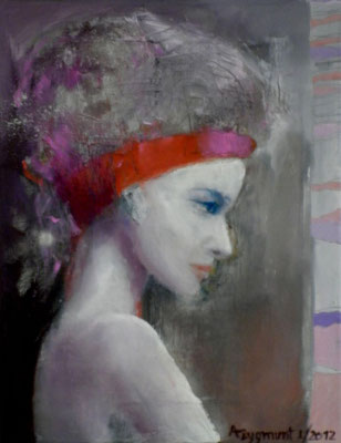 Ethereal, 2011, Oil canvas