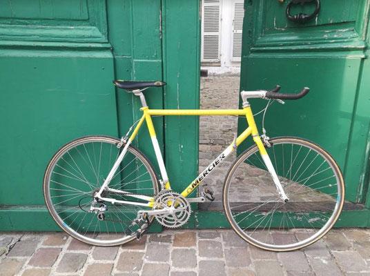 vélo course mercier vintage