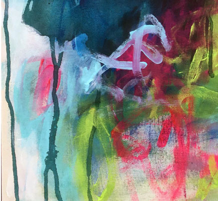 Abstrakte Kunst Detail