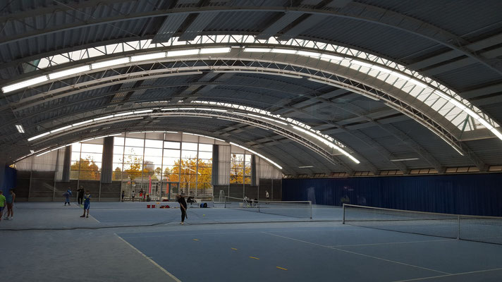 LED T8 Tube - Tennis Court