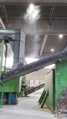 LED iBAY Recycling Industry