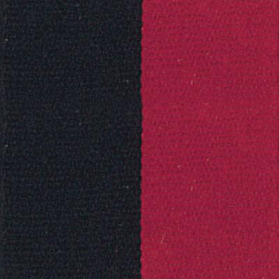 Black & Red Neck Ribbon