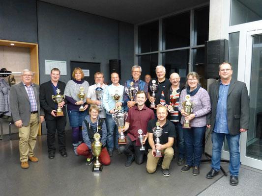Vereinswanderpokalsieger 2018