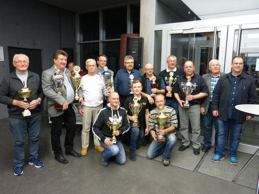 Vereinswanderpokalsieger 2017