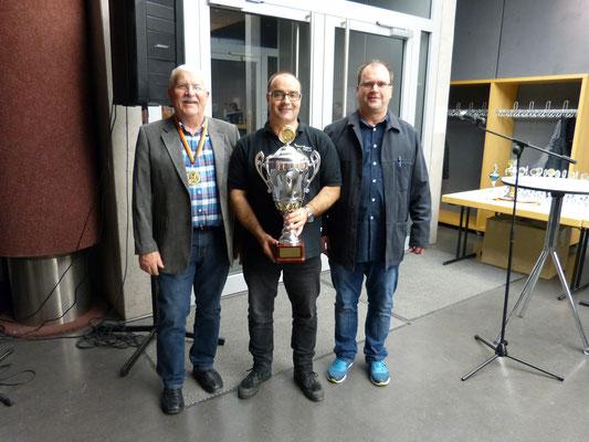 Pokal für besondere Leistungen 2017