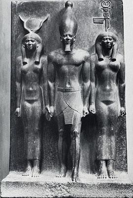 Ägypter • Pharao Mykerinos