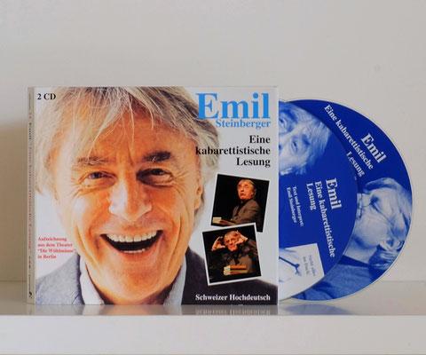 Dopppel-CD 11 Eine kabarettistische Lesung