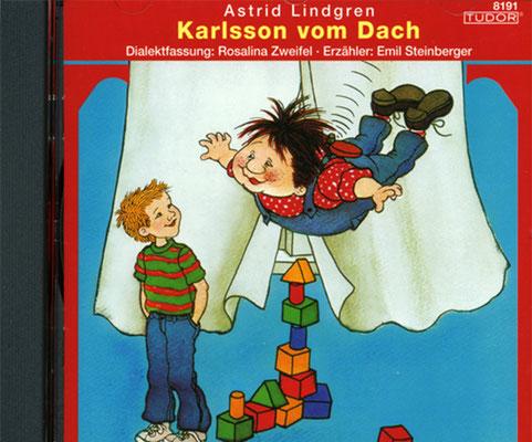 CD Karlsson vom Dach