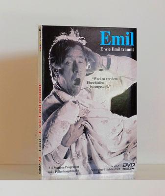 """DVD 21 """"E wie Emil träumt"""""""