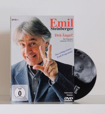 """DVD 8 """"Drü Ängel!"""""""