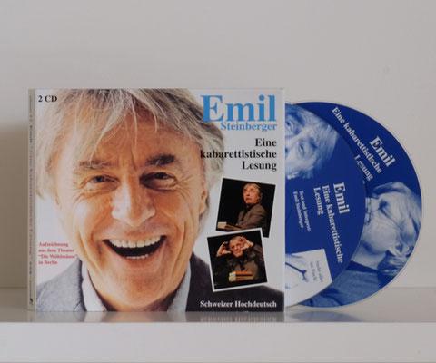 """Doppel-CD 11 """"Eine kabarettistische Lesung"""""""