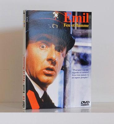 DVD 14 Feu et flamme