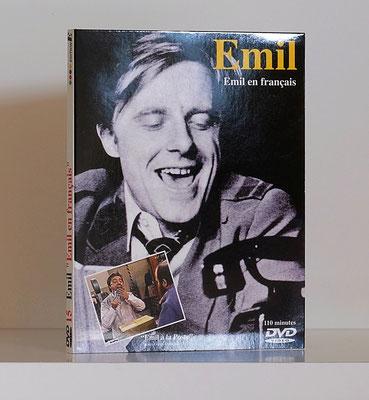 DVD 15 Emil en français