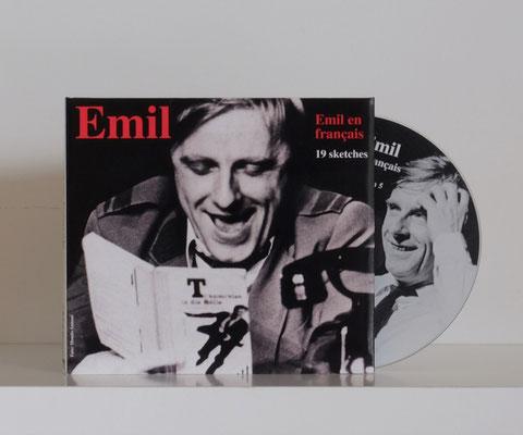 """CD 5 """"Emil en français"""""""