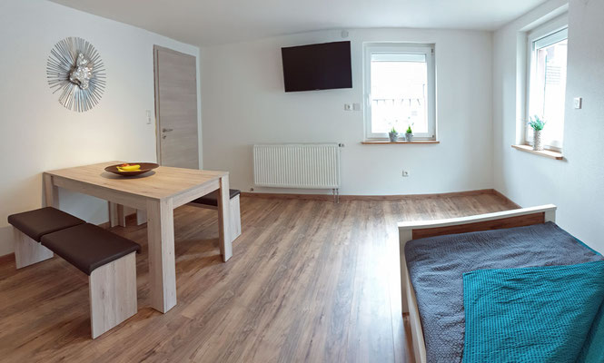 Zimmer Kehl - Haus 39 - Monteurzimmer-Neuried.de