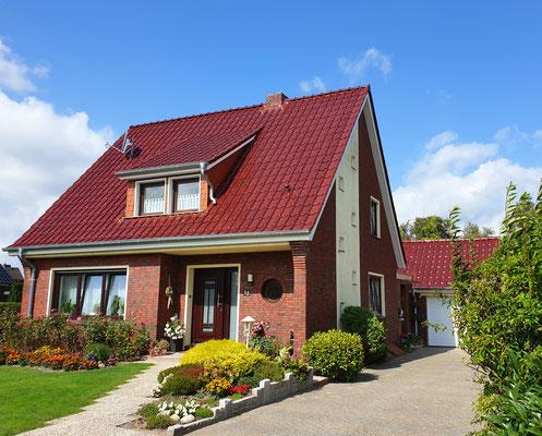 Typisch ostfriesisches Klinkerhaus - umfassend renoviert