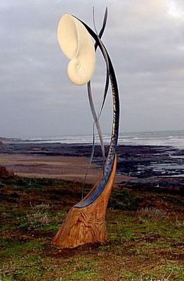Empreinte de Vie sculpture énergétique
