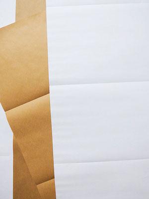 papierfalten, als schneidelinie benutzen