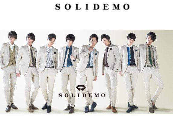 SOLIDEMO(avex) Land scape MV  ヘアメイク高野雄一