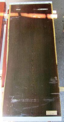 ウエンジ鉄刀木 無垢板 2000㎜×780㎜×65