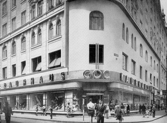 Typisches GöC-Kaufhaus