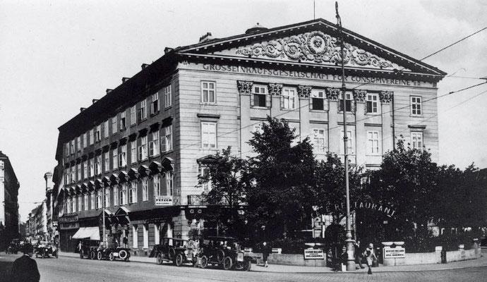 GöC Zentrale 1020 Wien, Praterstraße