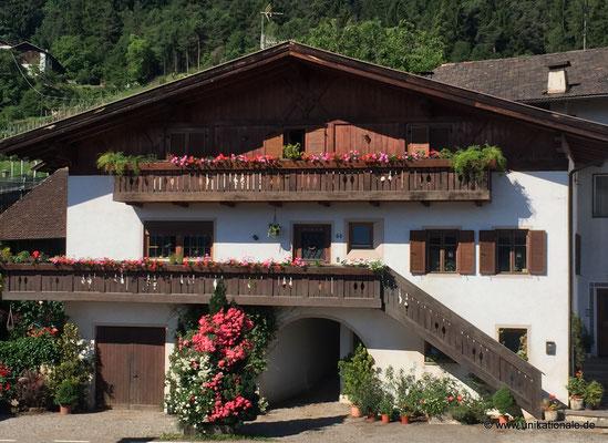 Haus in Tisens (Südtirol)