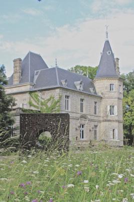 Parc de Sculptures, Château de Lagravade