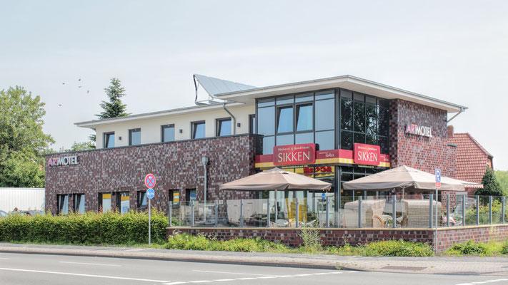 Motel - Emden - 2014 / 14