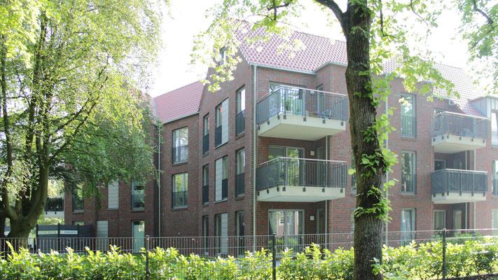Mehrfamilienhaus - Emden - 2017 / 18