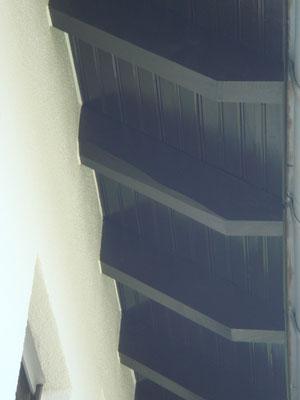 saubere Dachanschlüsse....