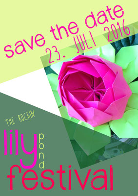 save the date lily pond festival 2016