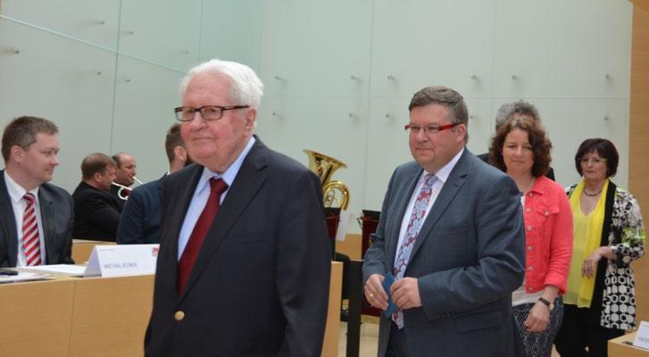 Hans Joachim Vogel, 1960 bis 1972 Oberbürgermeister von München, von 1972 bis 1981 Bundesminister danach Regierender Bürgermeister von Berlin.