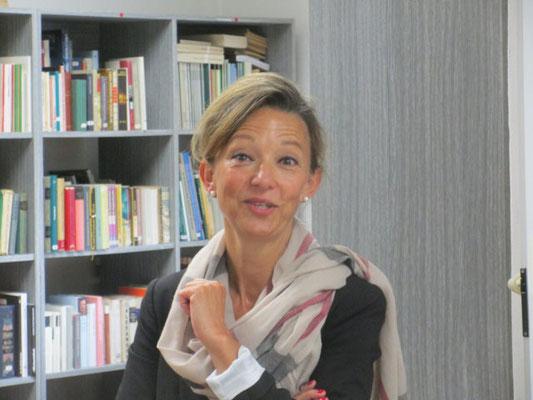 Frau Grit Radeske