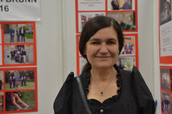 Frau Dr Zuzana Finger , Kulturbeauftragte Sudetendeutsches Haus