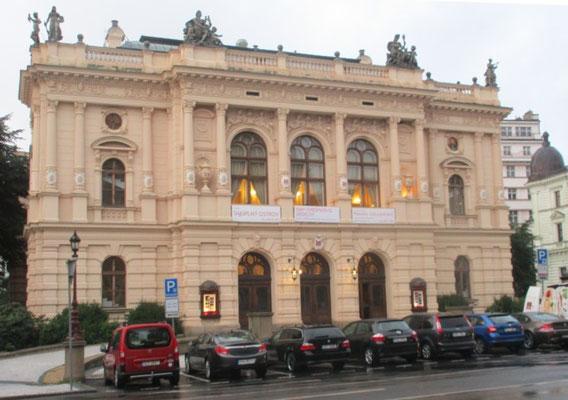 Reichenberg - Fellner und Helmer Theater