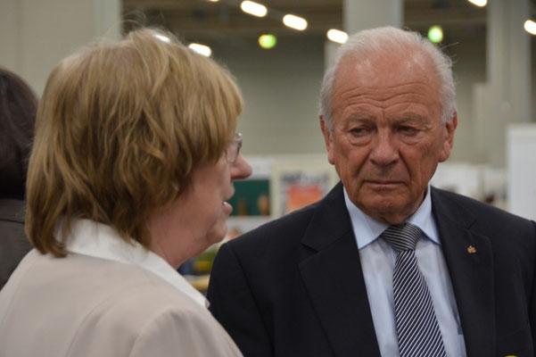 Herr Reinfried Vogler, Präsident der Bundesversammlung
