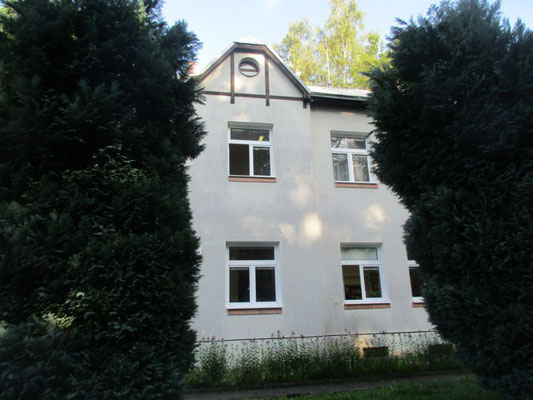 Das Begegnungszentrum in Reichenberg