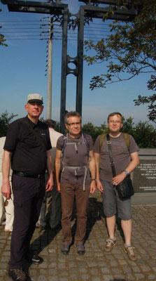 ..mit Dr. Zdeněk Mareček und Jiří Skoupý