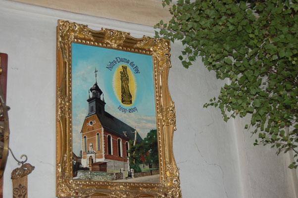 Tiefmaispitz und die hl. Madonna de Foi