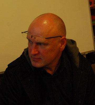 Ehrengast: Der Direktor der Brünner Zweigstelle der Akademie der Wissenschaften der CZ, Herr Dr. Milan Řepa