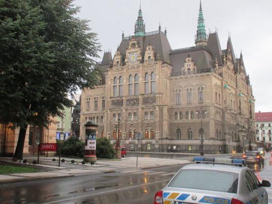 Reichenberg Rathaus