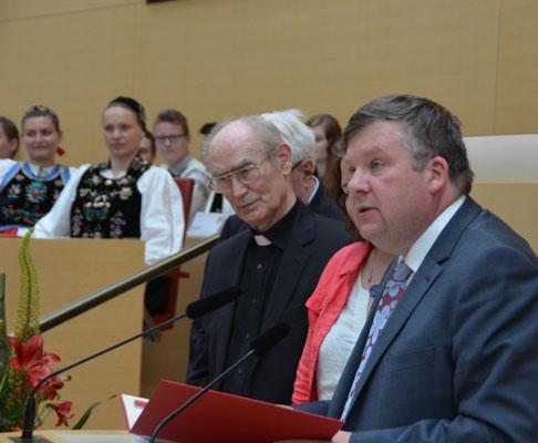 Em. Dr. Alfons Nossol, Volkmar Halbleib