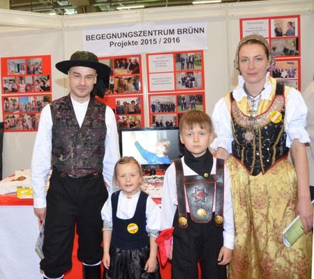 Die Familie Šulko aus dem Egerland