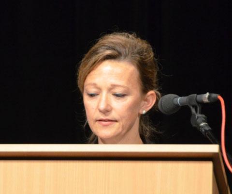 Frau Grit Radeske, BMI