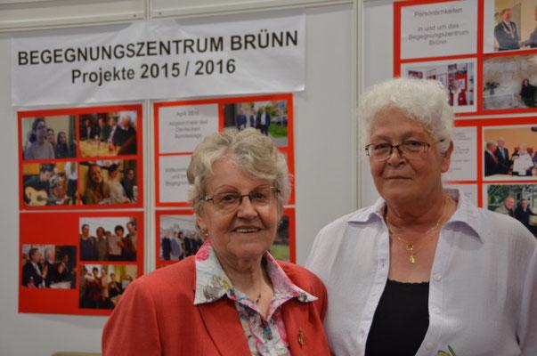 Frau Irene Kunz, Präsidentin der Landesversammlung a.D.