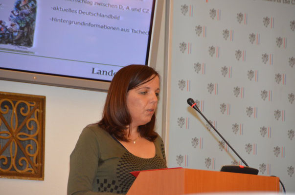 Alexandra Mostýn, Redaktion Landeszeitung