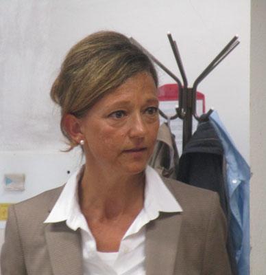 Frau Grit Radeske, Bundes-Innenministerium
